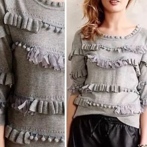 Anthro Knitted & Knotted Sweater